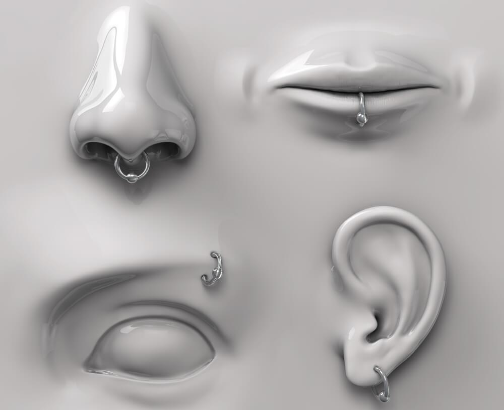 Intim piercing stechen