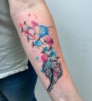 Pusteblume done by Moses